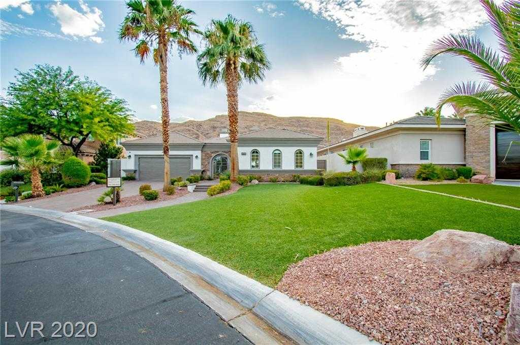 $1,350,000 - 4Br/5Ba -  for Sale in Red Rock Cntry Club At Summerlin -unit 6a, Las Vegas