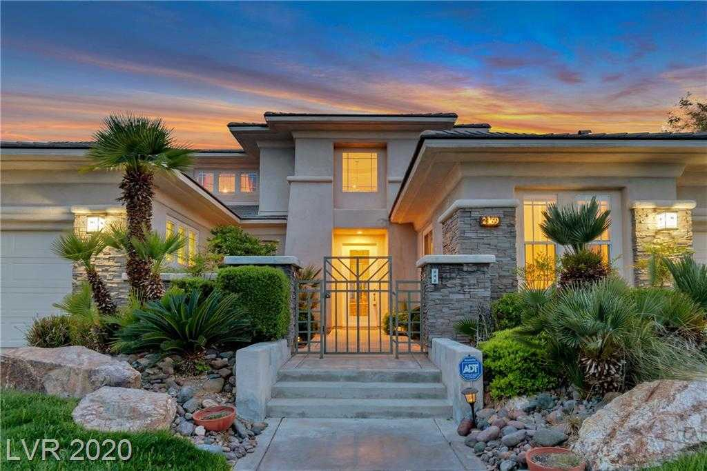 $1,575,000 - 5Br/6Ba -  for Sale in Red Rock Cntry Club At Summerlin -unit 5, Las Vegas