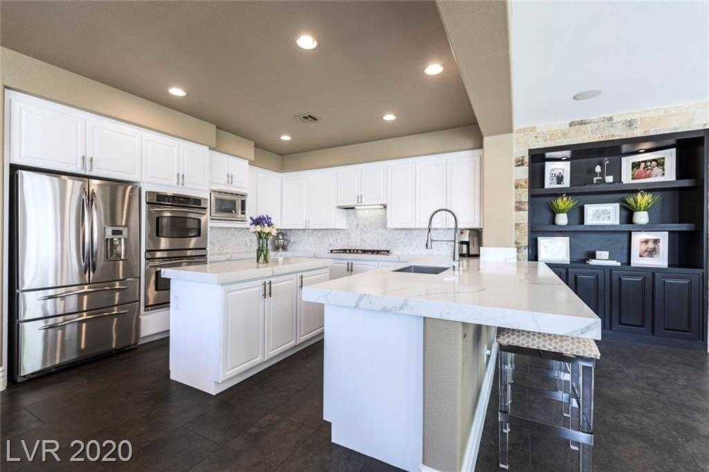 $1,124,999 - 4Br/5Ba -  for Sale in Red Rock Cntry Club At Summerl, Las Vegas