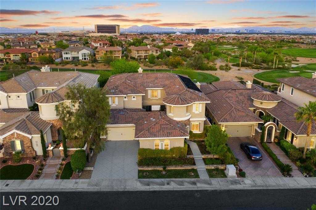 $1,600,000 - 6Br/6Ba -  for Sale in Red Rock Cntry Club At Summerlin -unit 22, Las Vegas