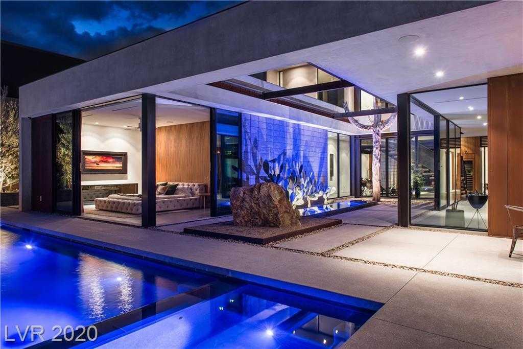 $3,250,000 - 4Br/6Ba -  for Sale in Summerlin Village 18 Ridges Pcl J/k Windsong Ph 1, Las Vegas