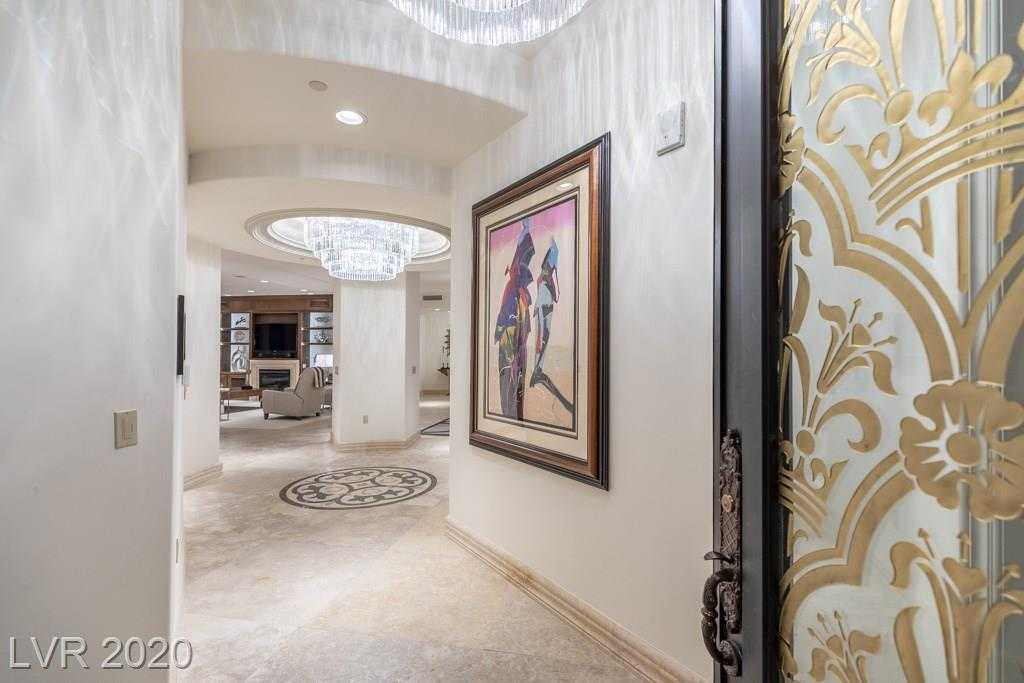 $3,499,000 - 3Br/4Ba -  for Sale in One Queensridge Place Phase 1, Las Vegas