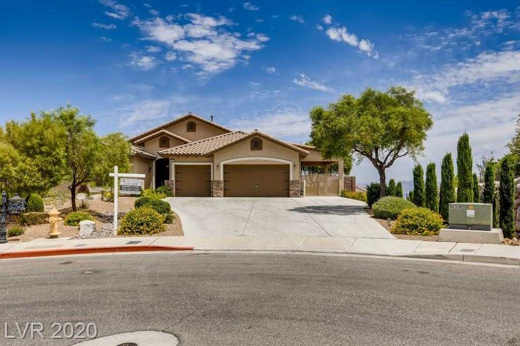 $1,200,000 - 4Br/4Ba -  for Sale in Tuscany Retreat Amd, Boulder City