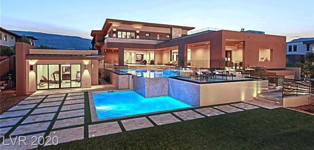 $6,499,000 - 8Br/11Ba -  for Sale in Summerlin Village 18 Ridges J, Las Vegas