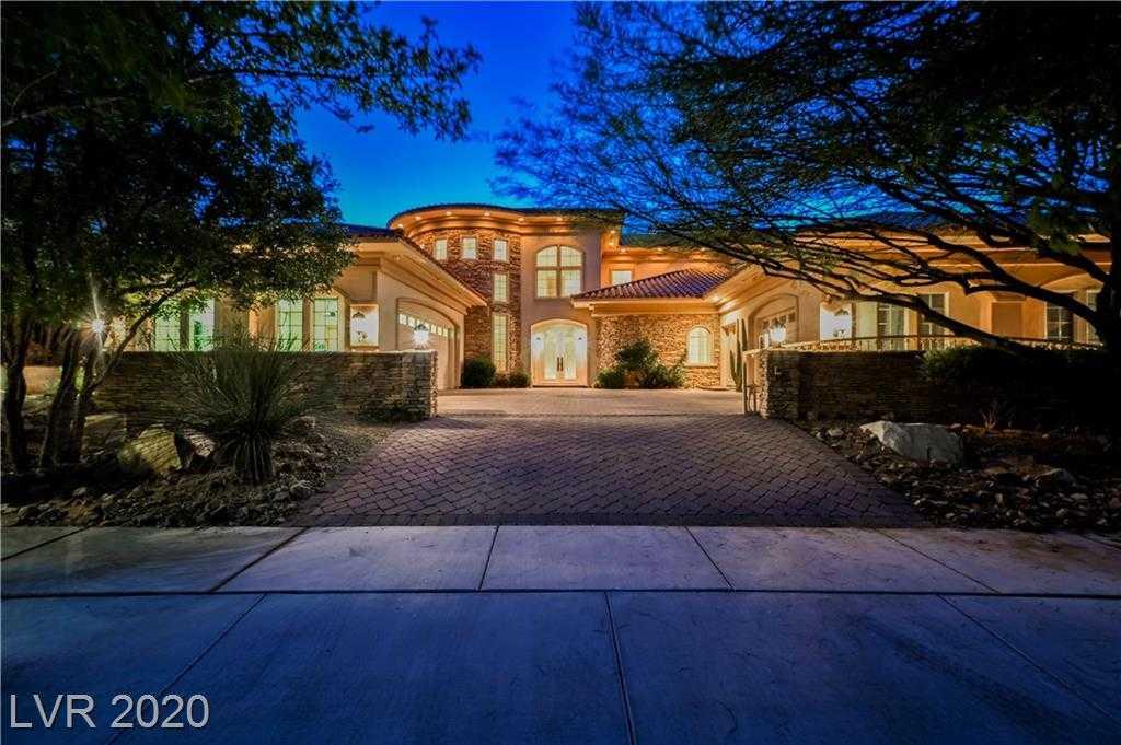 $2,200,000 - 4Br/5Ba -  for Sale in Seven Hills-parcel J Amd, Henderson