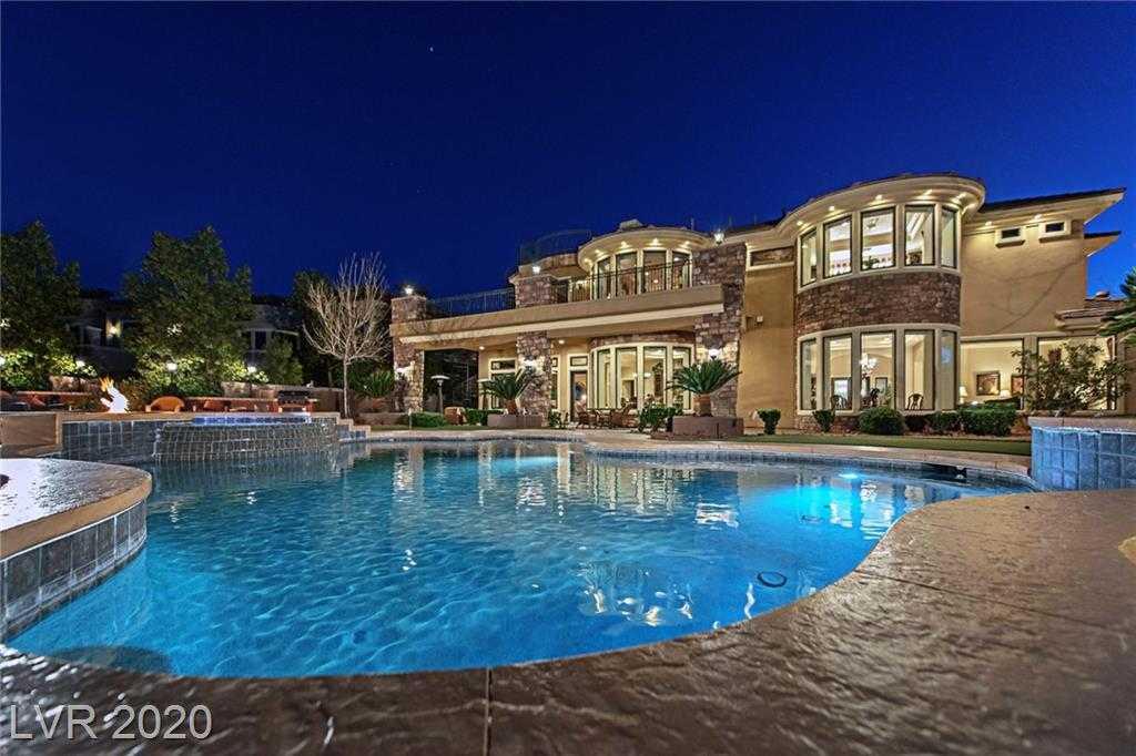 $2,099,900 - 6Br/8Ba -  for Sale in Seven Hills, Henderson