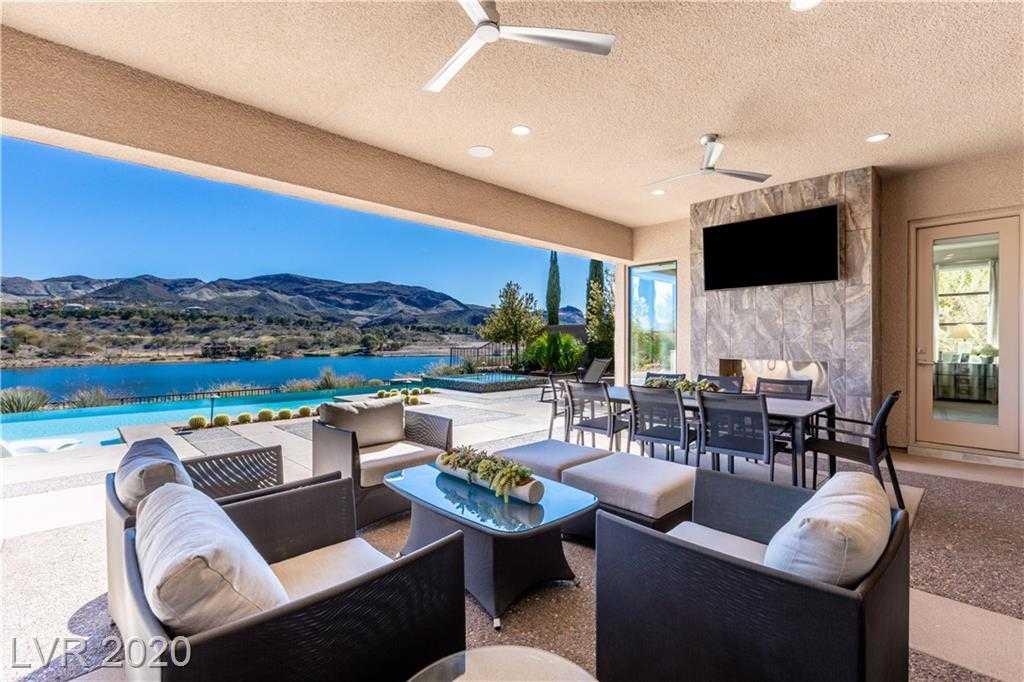 $2,675,000 - 4Br/6Ba -  for Sale in Montelago 17, Henderson