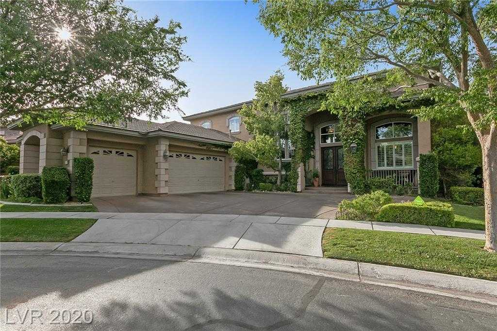 $1,149,000 - 3Br/5Ba -  for Sale in Peccole West Phase 1, Las Vegas