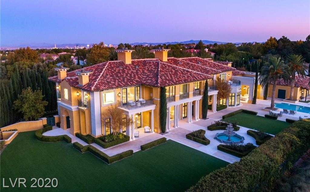 $19,500,000 - 6Br/10Ba -  for Sale in Country Club Hills 2 At Summerlin-amd, Las Vegas