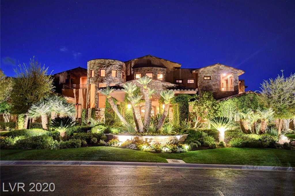 $11,888,000 - 4Br/10Ba -  for Sale in Summerlin Village 18 Phase 1, Las Vegas