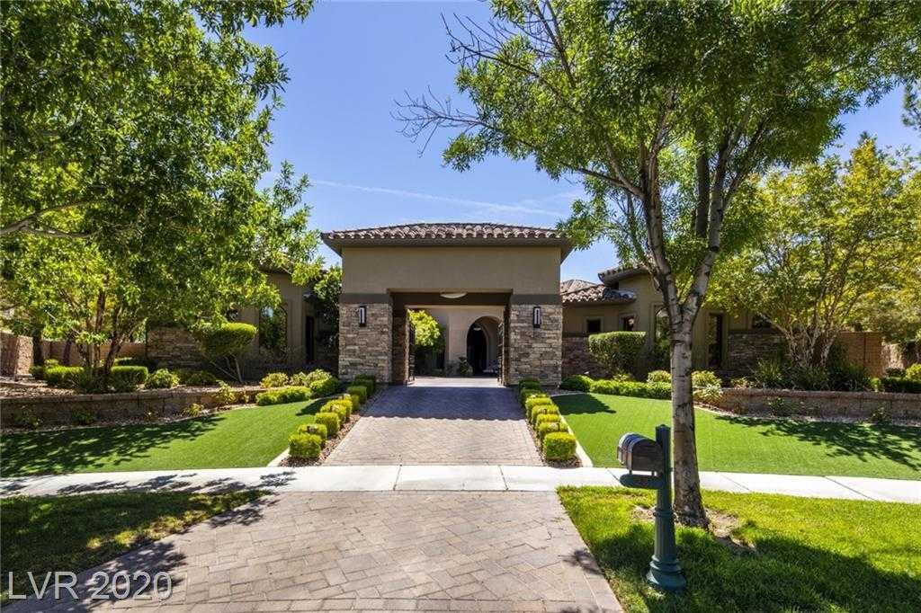$3,995,000 - 5Br/8Ba -  for Sale in Southern Highlands, Las Vegas