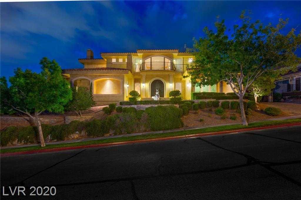 $1,999,000 - 4Br/6Ba -  for Sale in Seven Hills Parcel P1 Unit 1, Henderson
