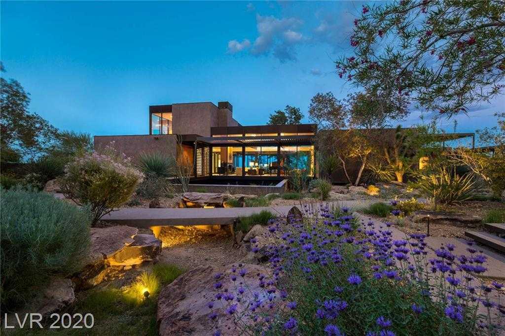 $10,500,000 - 5Br/8Ba -  for Sale in Summerlin Village 18 Parcel C, Las Vegas