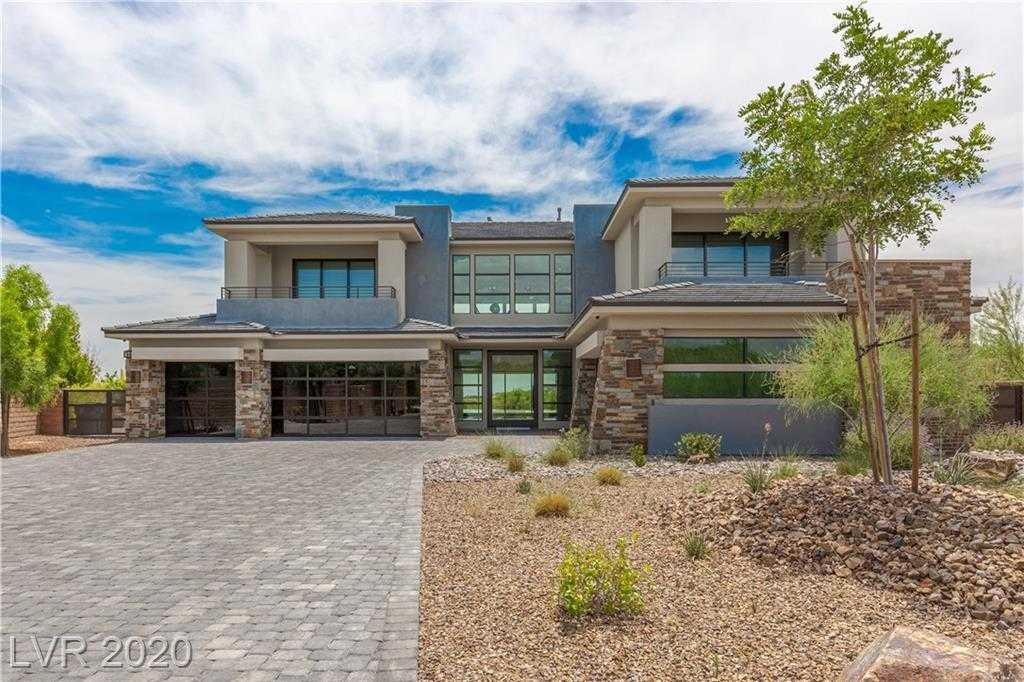 $3,499,000 - 4Br/5Ba -  for Sale in Summerlin Village 18-parcel H Silver Ridge, Las Vegas