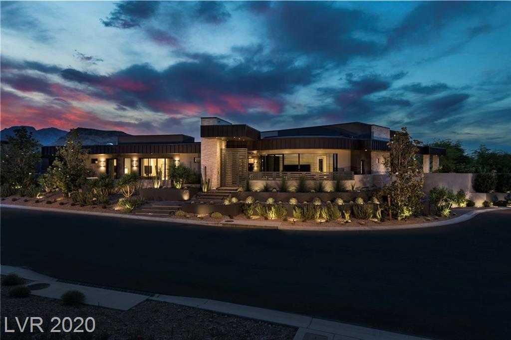 $6,187,000 - 4Br/6Ba -  for Sale in Summerlin Village 18 - Parcel I Indigo, Las Vegas