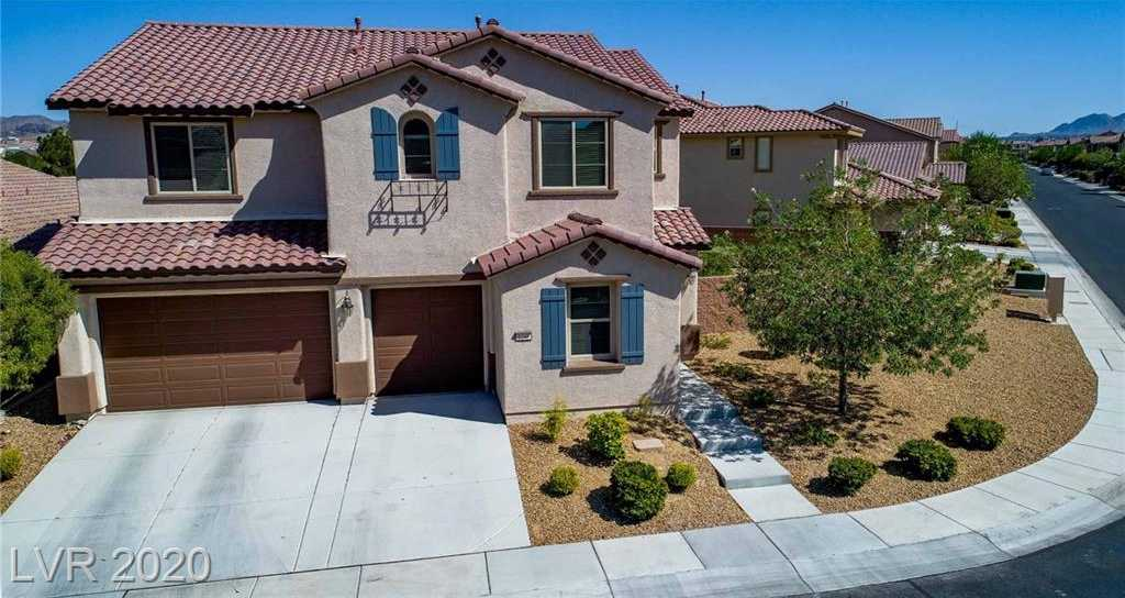 $619,900 - 4Br/3Ba -  for Sale in Tuscany Parcel 5, Henderson