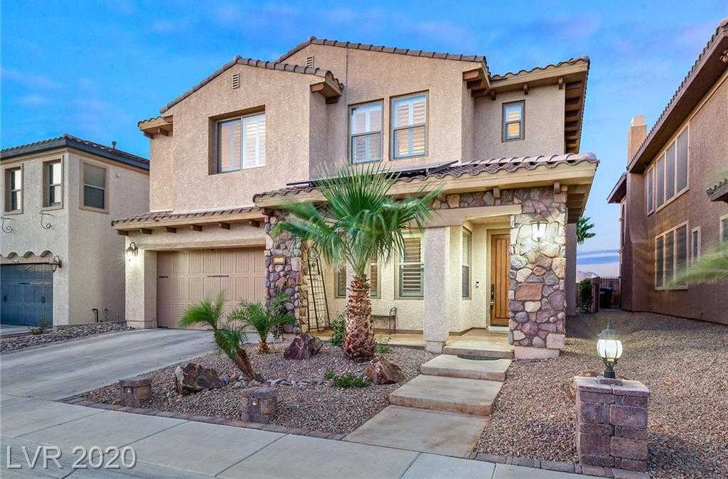 $524,900 - 5Br/5Ba -  for Sale in Tuscany Parcel 18, Henderson