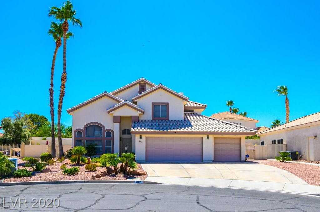 $369,999 - 3Br/3Ba -  for Sale in Calico Terrace, Henderson