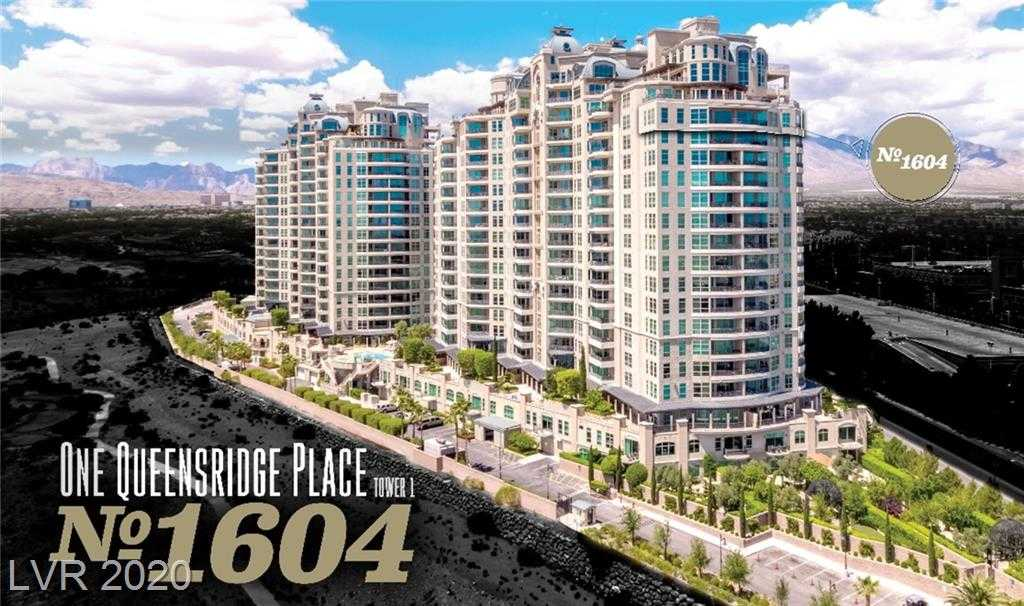 $5,750,000 - 4Br/6Ba -  for Sale in One Queensridge Place Phase 1 Amd, Las Vegas
