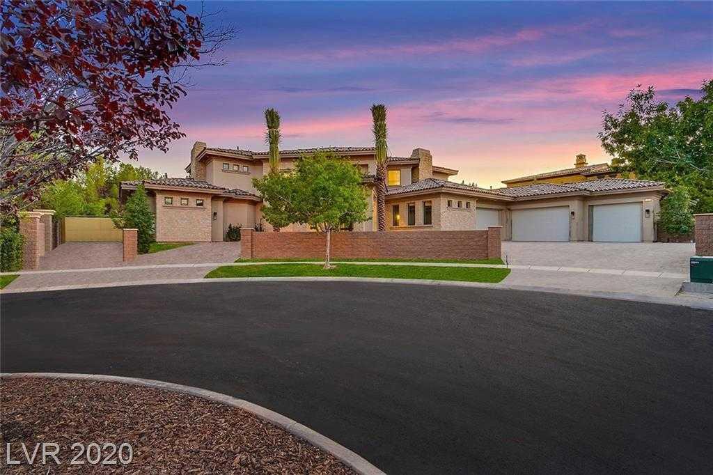 $4,950,000 - 4Br/6Ba -  for Sale in Lot 319 Unit #4 At Southern Hi, Las Vegas