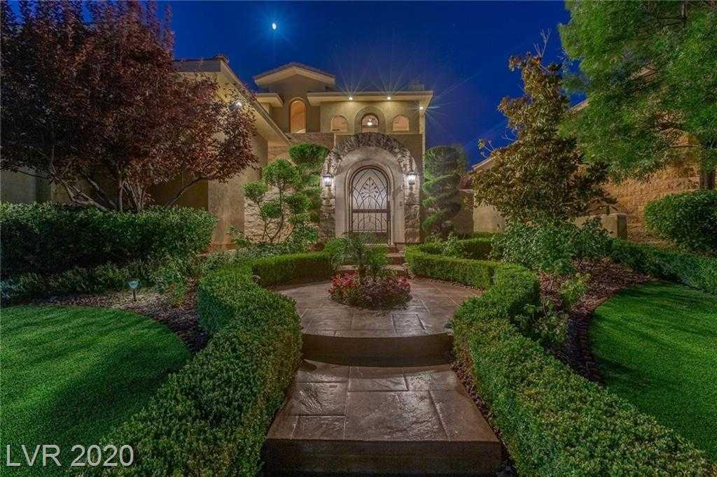 $2,299,900 - 5Br/6Ba -  for Sale in Peccole West-parcel 19, Las Vegas