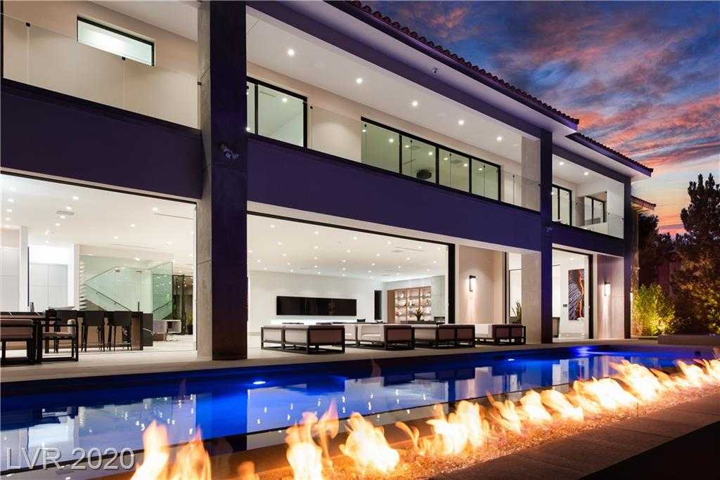 $8,950,000 - 6Br/9Ba -  for Sale in Enclave At Southern Highlands Amd, Las Vegas