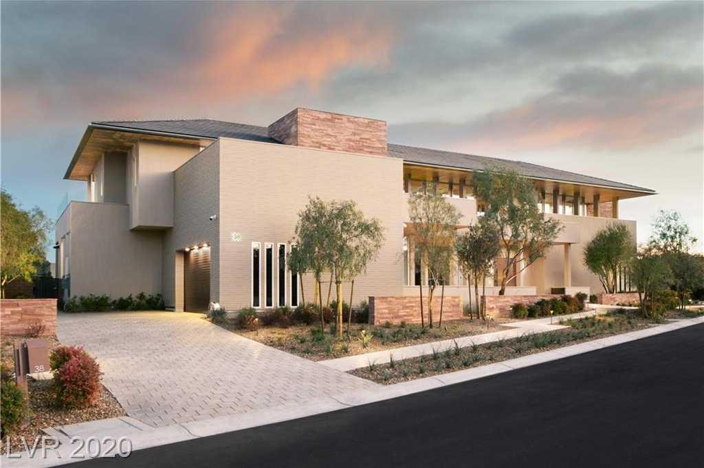 $7,900,000 - 4Br/6Ba -  for Sale in Summerlin Village 18 Ridges Parcel P Talon Ridge, Las Vegas