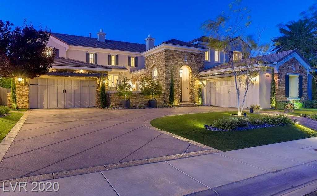 $1,925,000 - 6Br/6Ba -  for Sale in Red Rock Cntry Club At Summerlin, Las Vegas