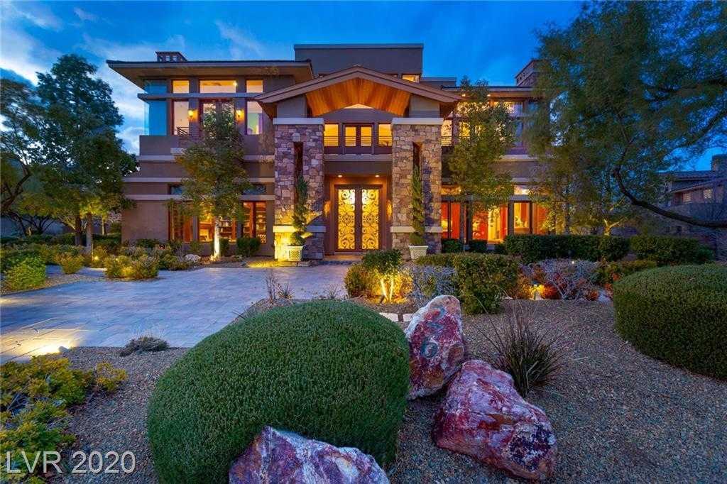 $5,985,000 - 6Br/9Ba -  for Sale in Summerlin Village 18 Phase 1 U, Las Vegas