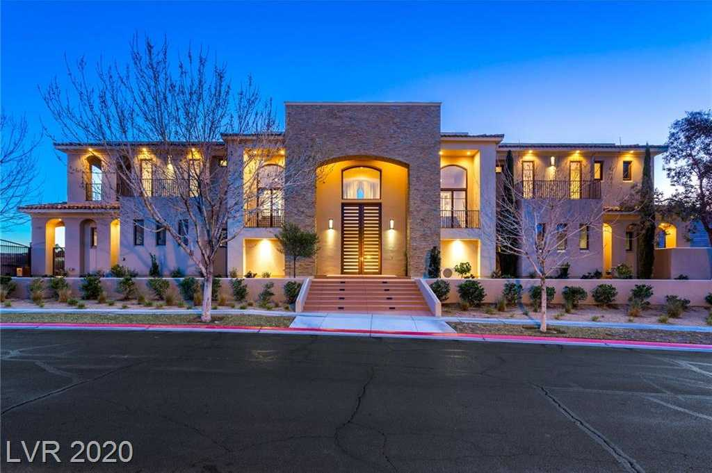 $3,339,000 - 6Br/8Ba -  for Sale in Seven Hills, Henderson
