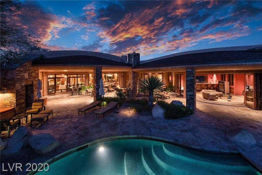 $6,499,000 - 5Br/8Ba -  for Sale in Summerlin Village 18 Phase 1, Las Vegas
