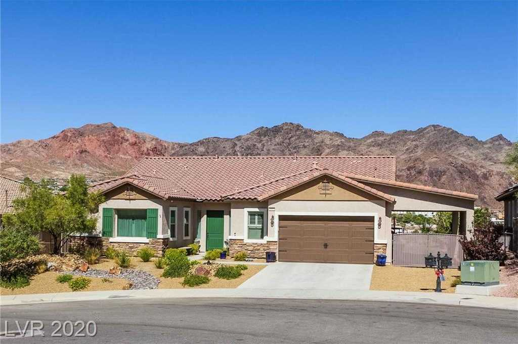 $764,999 - 3Br/4Ba -  for Sale in Tuscany Retreat Amd, Boulder City