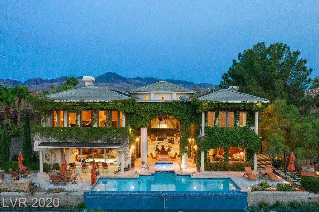 $3,750,000 - 4Br/6Ba -  for Sale in Seven Hills-parcel J, Henderson