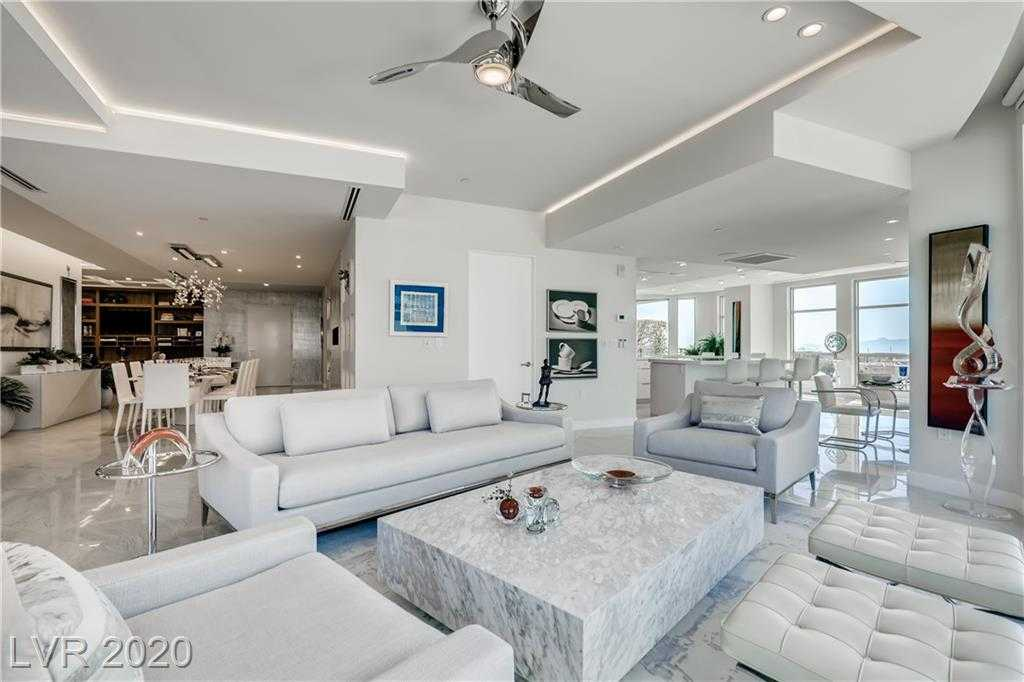 $5,900,000 - 2Br/3Ba -  for Sale in One Queensridge Place Phase 1 Amd, Las Vegas