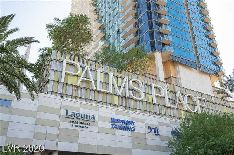 $269,900 - 0Br/1Ba -  for Sale in Palms Place A Resort Condo & Spa At The Palms Lv, Las Vegas