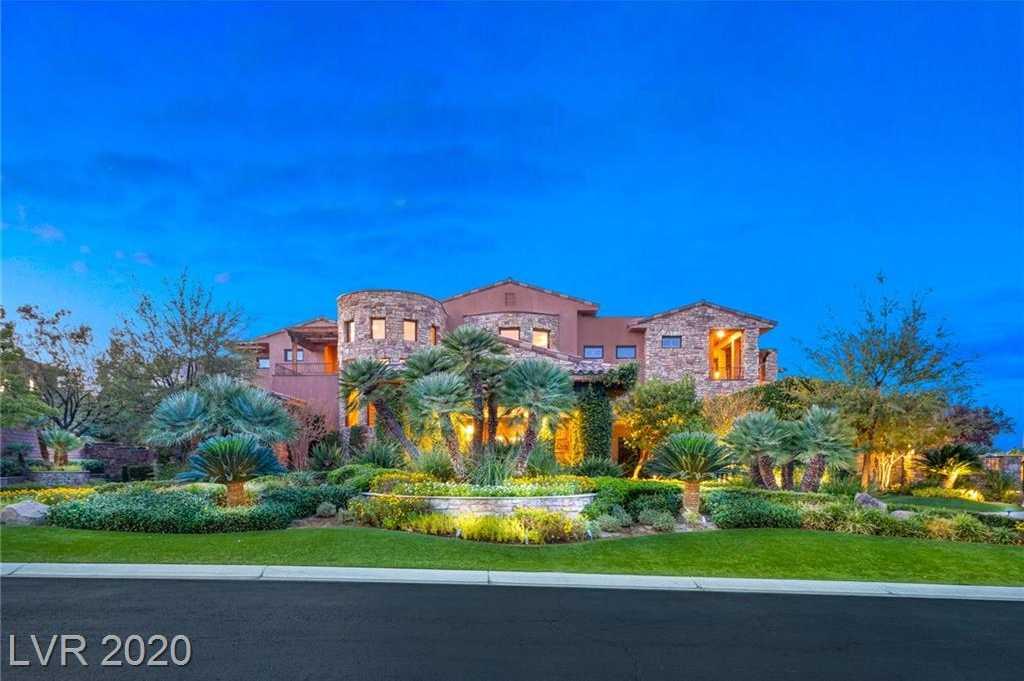 $8,399,000 - 4Br/10Ba -  for Sale in Summerlin Village 18 Phase 1, Las Vegas