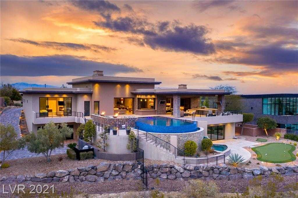$8,500,000 - 5Br/8Ba -  for Sale in Summerlin Village 18 Parcel C, Las Vegas
