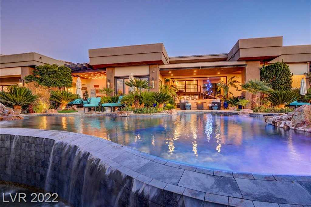 $18,000,000 - 6Br/10Ba -  for Sale in Macdonald Highlands Planning Areas 20 & 18 Phase1 Amd, Henderson