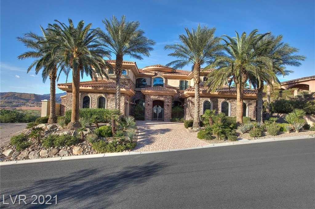 $4,290,000 - 3Br/4Ba -  for Sale in Capri, Henderson