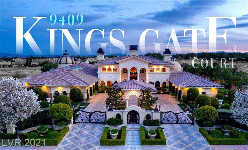 $16,000,000 - 7Br/9Ba -  for Sale in Peccole West, Las Vegas