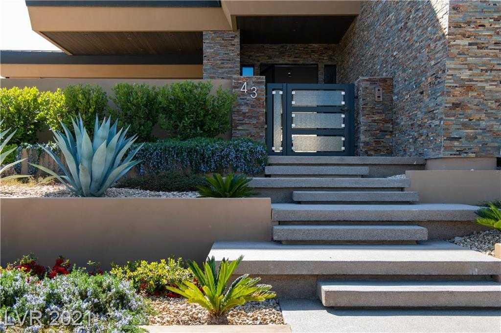 $6,750,000 - 5Br/7Ba -  for Sale in Summerlin Village 18 Ridges Parcel J/k Windsong Phase 1, Las Vegas