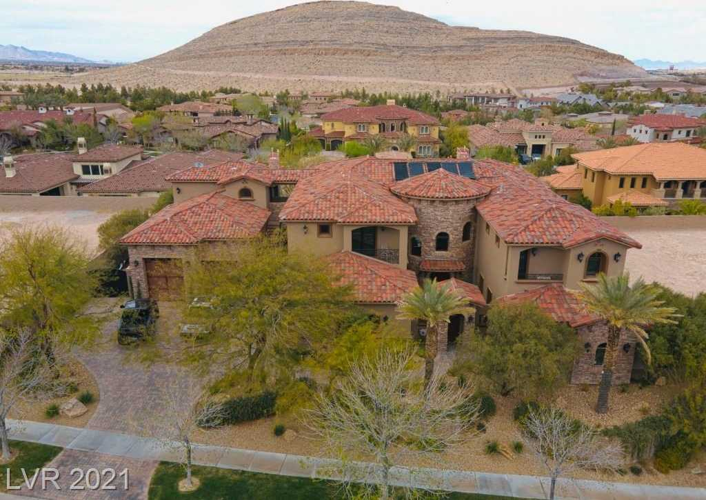 $4,795,000 - 7Br/9Ba -  for Sale in Southern Highlands, Las Vegas