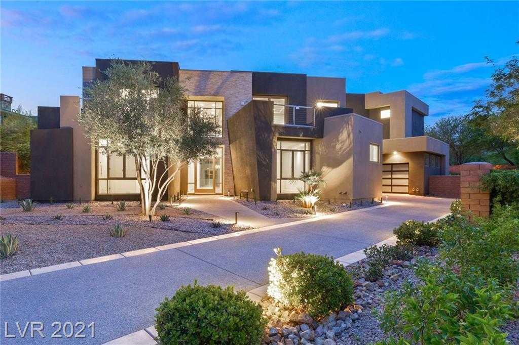$5,799,000 - 6Br/7Ba -  for Sale in Summerlin Village 18 Ridges Parcel J/k Windsong Phase 1, Las Vegas