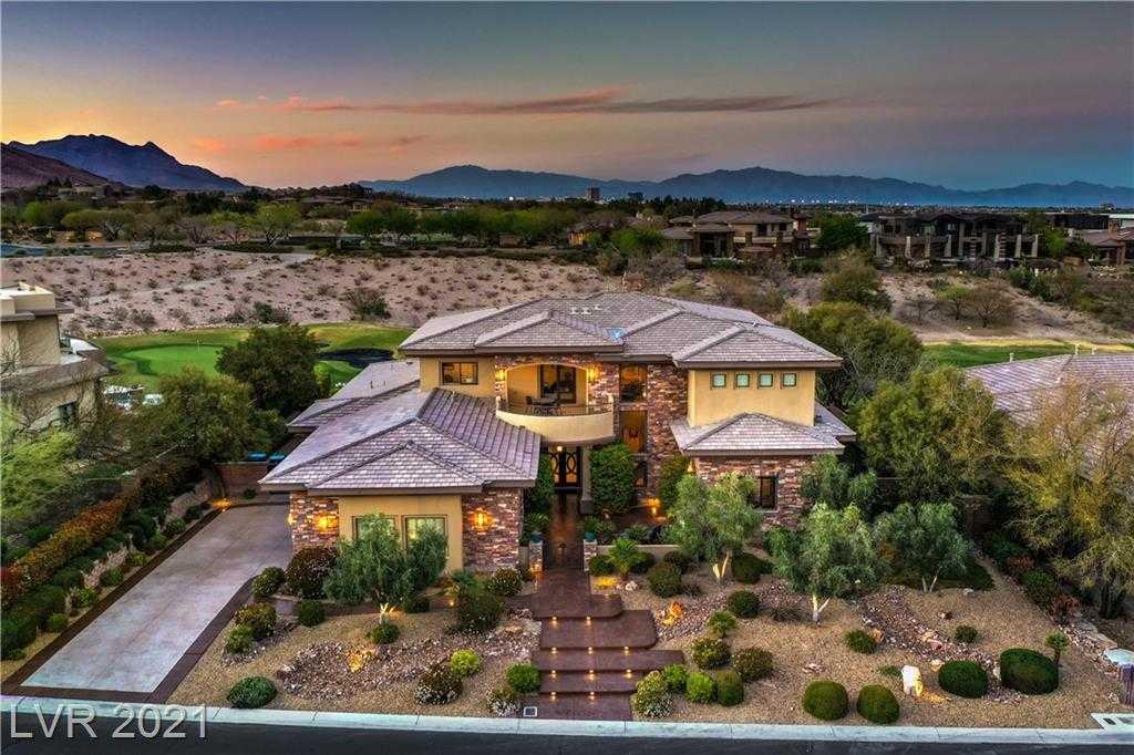 $4,899,000 - 5Br/7Ba -  for Sale in Summerlin Village 18 Parcel E, Las Vegas