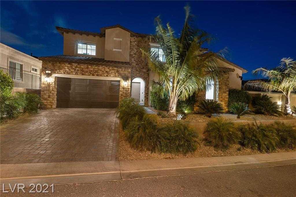 $1,900,000 - 5Br/5Ba -  for Sale in Lake Las Vegas, Henderson