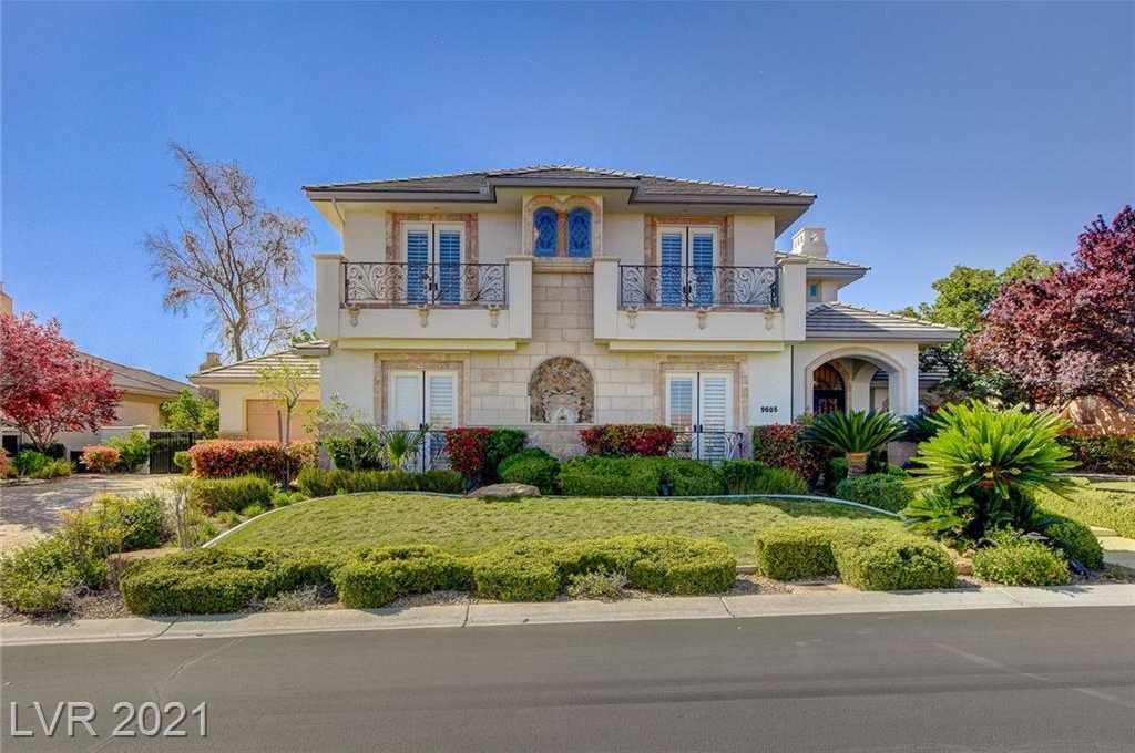 $1,699,900 - 4Br/5Ba -  for Sale in Peccole West-parcel 19, Las Vegas