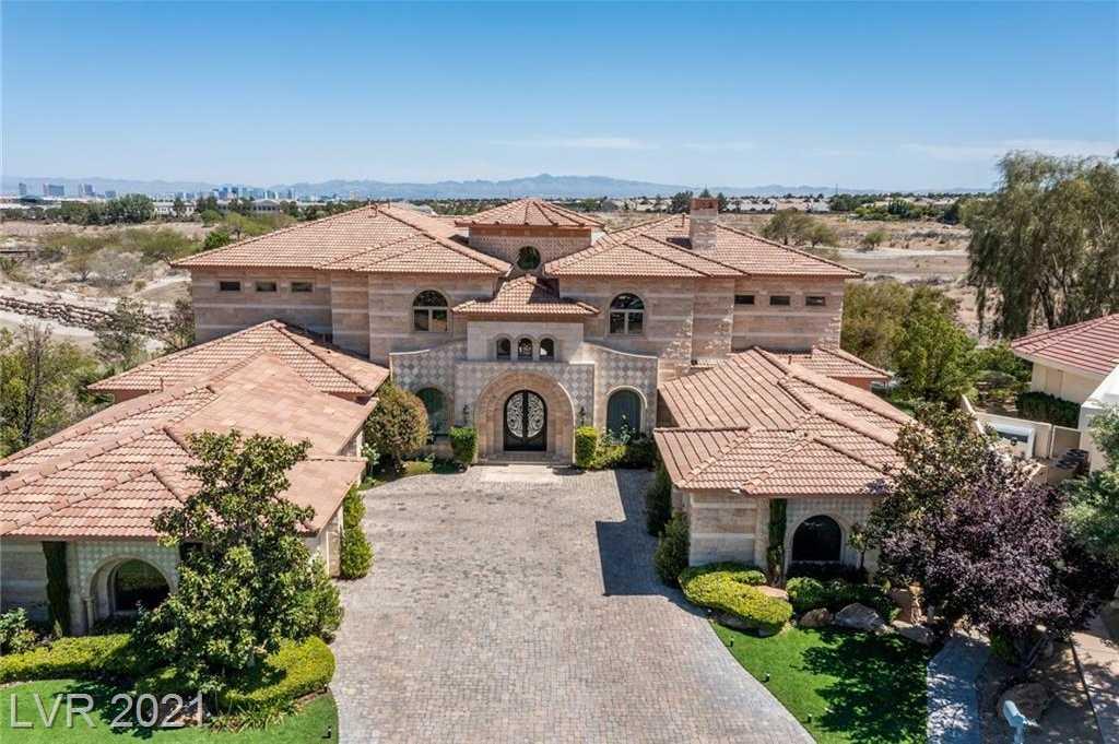 $4,500,000 - 5Br/7Ba -  for Sale in Peccole West-parcel 19, Las Vegas