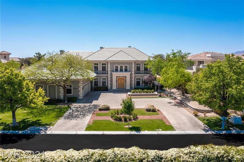 $4,800,000 - 6Br/7Ba -  for Sale in Peccole West-parcel 20, Las Vegas
