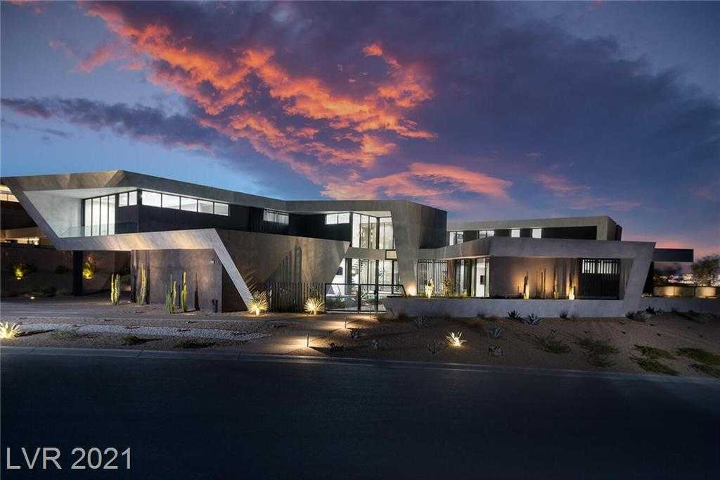 $12,500,000 - 5Br/8Ba -  for Sale in Macdonald Highlands Planning Area 7-phase 2a, Henderson