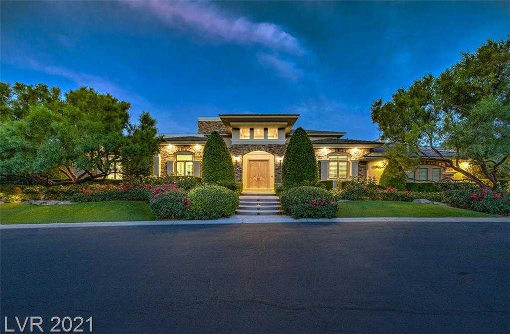 $7,000,000 - 5Br/5Ba -  for Sale in Summerlin Village 18 Phase 1, Las Vegas